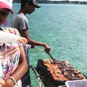 Mauritius-BBQ-Clara Travels