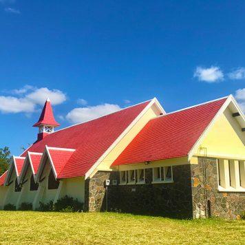 Mauritius-Cap Malheureux Catholic Church-Clara Travels