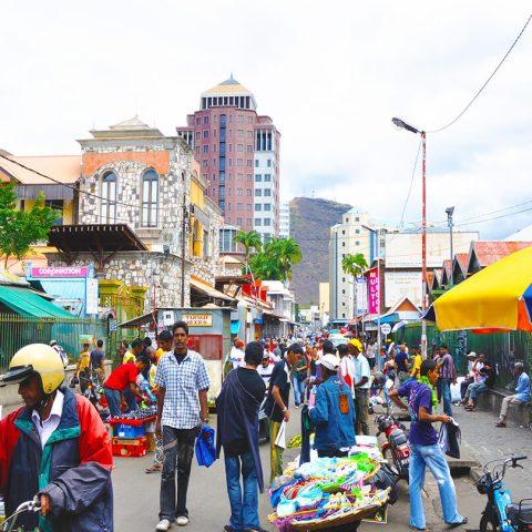 Mauritius-City View-Clara Travels
