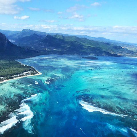Mauritius-Underwater Waterfall-Clara Travels