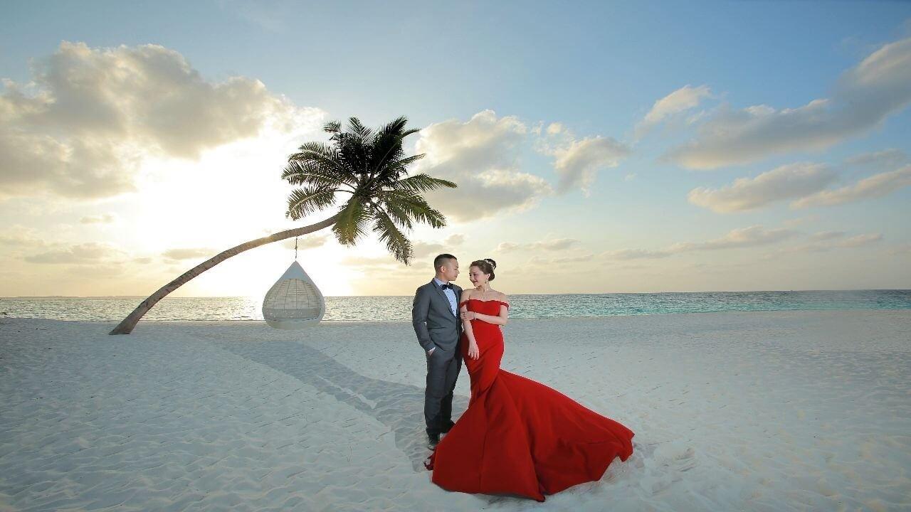 Hideaway wedding photo