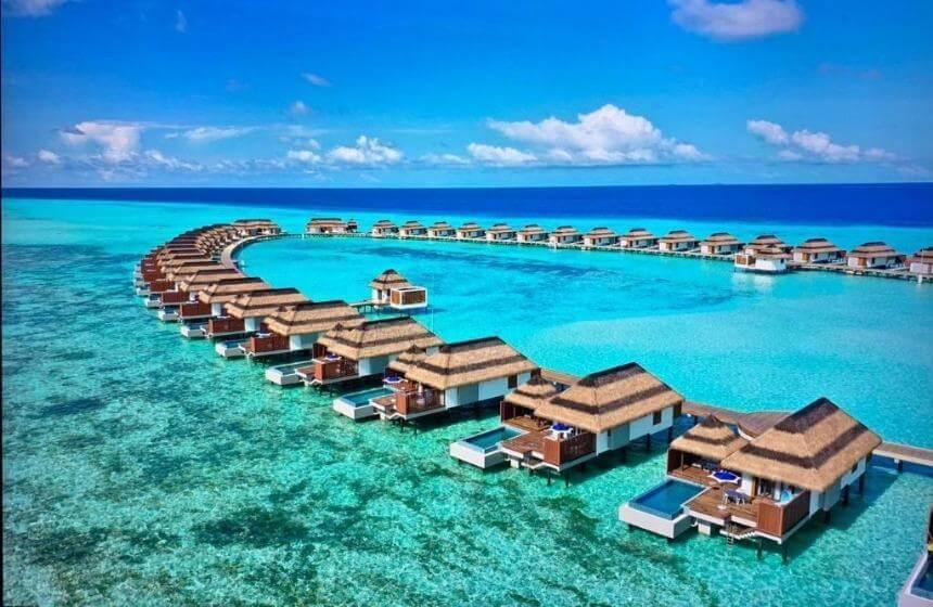 Pullman Maldives Ocean Pool Villa - Clara Travel