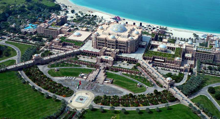 Abu Dhabi-Emirates Palace