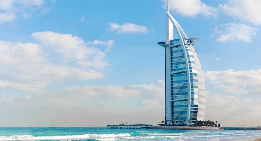 Dubai-Burj Al Arab
