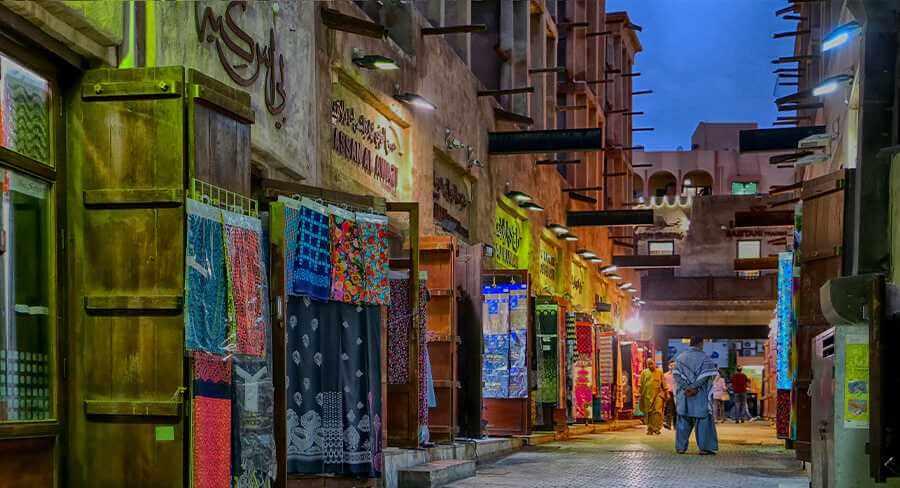 Dubai-Deira Old Souk