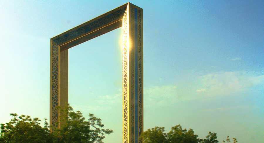 Dubai-Dubai Frame