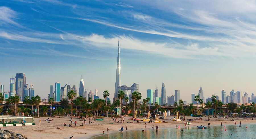 Dubai-La Mer