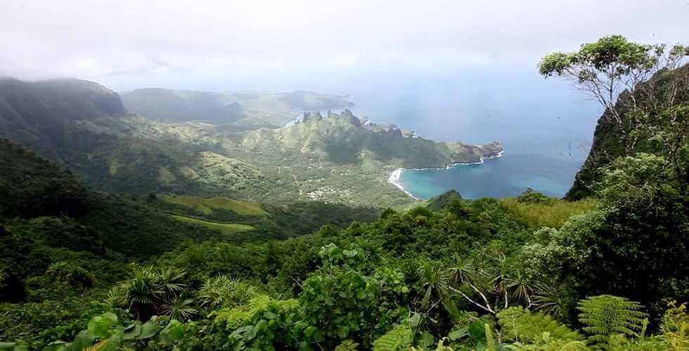 Tahiti-Marquises