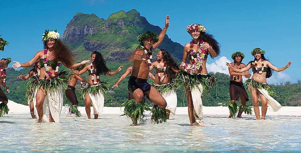 Tahiti-Polynesian