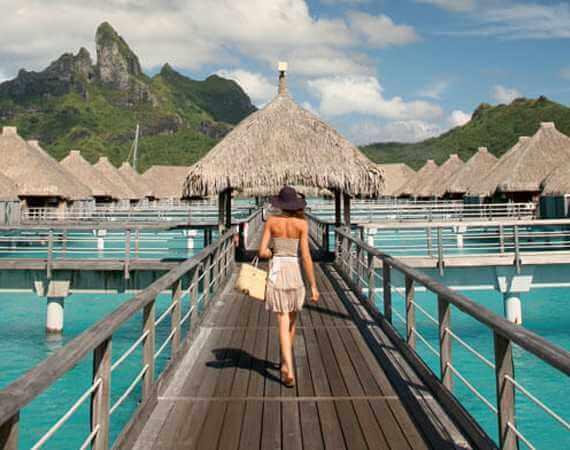 Tahiti-克拉拉旅遊 大溪地自由行